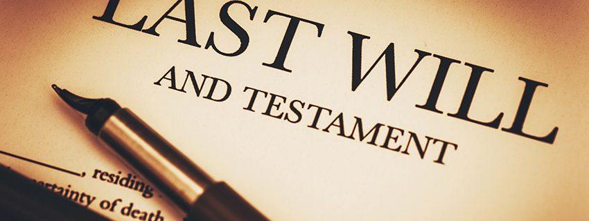 Wills, Trusts & Power of Attorney